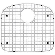 blanco bl221014 stainless steel sink grid amazon com