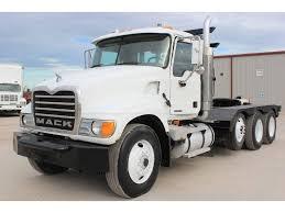 100 Mack Trucks Houston 2003 MACK GRANITE CV713 TX 5004241029