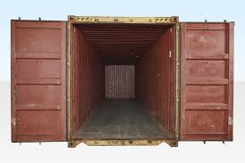100 Shipping Container 40ft X 8ft Used HighCube