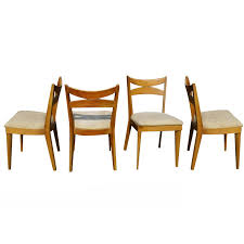 Heywood Wakefield Chairs Antique by Midcentury Retro Style Modern Architectural Vintage Furniture From