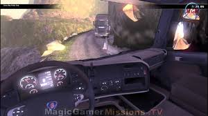 100 Truck Driving Requirements Scania Simulator Road Of Death 1st Quest