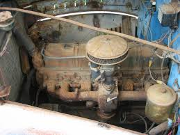 My 1941 Chevy Truck: Engine
