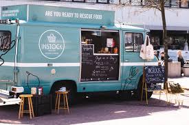 Food Truck & Catering Van Instock