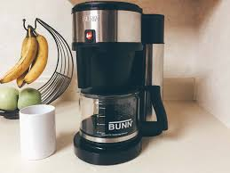 The Bunn Velocity Brew Coffee Maker Tools And Toys
