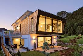 100 Modern Wooden House Design Our 9 Favourite German Prefab Companies Blue Future Partners Medium