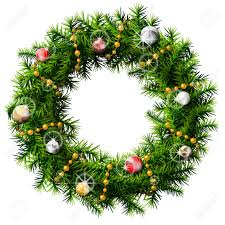 Vienna Twig Christmas Tree Sale by Christmas Wreath With Decorative Beads And Balls Decorated Wreath