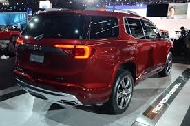 2017 GMC Acadia Gets In Shape, Drops 700 Pounds   Carscoops.com 7 Things You Need To Know About The 2017 Gmc Acadia New 2018 For Sale Ottawa On Used 2015 Morristown Tn Evolves Truck Brand With Luxladen 2011 Denali On Filegmc 05062011jpg Wikimedia Commons 2016 Cariboo Auto Sales Choose Your Midsize Suv 072012 Car Audio Profile Taylor Inc 2010 Tallahassee Fl Overview Cargurus For Sale Pricing Features Edmunds