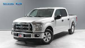 100 Truck Rebates Ford 2017 Pre Owned 2017 Ford F 150 Xlt Crew Cab