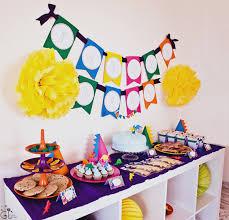 décoration anniversaire dinosaure tout pour une fête