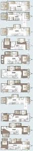 R Pod Camper Floor Plans by Coachmen Adrenaline Surge Toy Hauler Floorplans Camper Rv