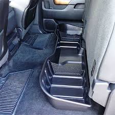 GM 23183674 Underseat Storage Box For 2014 2015 Silverado Or Sierra ... 2016 Custom Under Seat Storage Rear Ford F150 Forum Community Gm 23183674 Underseat Box For 2014 2015 Silverado Or Sierra Truck Back Vehicles Contractor Talk Save Up To 12000 Off Allnew 2019 Ram 1500 Seat Storage Organizer Mounting Dodge Cummins Diesel Used Chevrolet Sale Types Of Diamond Plate Under Pinterest Compare Replacement Subwoofer Vs Duha Etrailercom Husky Gearbox Interior Cars Gallery Duha Cab Storage Pts Trucks Chevy Youtube