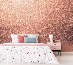 blush pink tapete die über das schöne hinausgeht wallsauce de