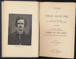 Poems Of Edgar Allan Poe 1882