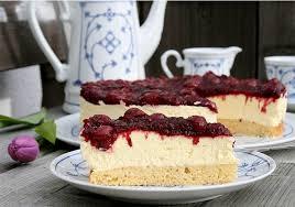kirsch schmand torte