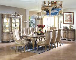 Contemporary Formal Dining Room Sets Popular With Image Of Remodelling On