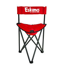 Eskimo Folding Ice Chair-69813 - The Home Depot Alinium Folding Directors Chair Side Table Outdoor Camping Fishing New Products Can Be Laid Chairs Mulfunctional Bocamp Alinium Folding Fishing Chair Camping Armchair Buy Portal Dub House Sturdy Up To 100kg Practical Gleegling Ultra Light Bpack Jarl Beach Mister Fox Homewares Grizzly Portable Stool Seat With Mesh Begrit Amazoncom Vingli Plus Foot Rest Attachment