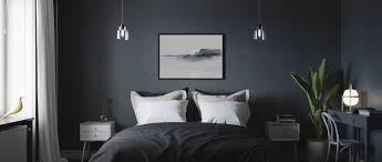 watercolor landscape bluish gray