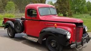 1941 International Harvester K-1 For Sale Near Cadillac, Michigan ...