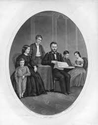 General Ulysses S Grant And Family