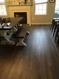 adura tile grout colors our adura max sausalito flooring looks adds rich color to this