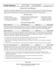 Resume Examples Restaurant Manager Sample Free Samples Other Collections Of Objective