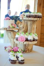 Cake Wedding Stand Rustic Barn Stands Uk