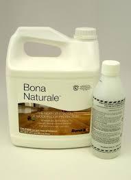 Bona Water Based Floor Sealer by Bona Traffic Naturale Waterborne Wood Floor Finish Commercial