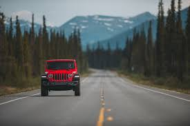 100 Truck Driving Jobs In Alaska Everyone Can Relate To The Jeep Wrangler
