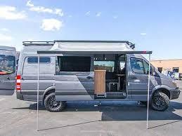 TouRig Sprinter Van Conversion