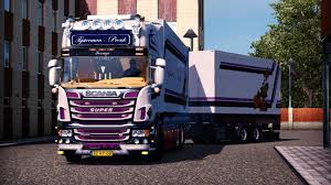 SCANIA R500 TIJSTERMAN + TRAILER + SOUNDS | ETS2 Mods | Euro Truck ... We Cant Stop Watching These Incredible Gta V Semitruck Tricks Hauler Wiki Fandom Powered By Wikia Dewa Silage Trailer Modailt Farming Simulatoreuro Truck 2012 Kenworth T440 Box Flatbed Template 22 For 5 Yo Dawg I Heard You Like To Tow Stuff Gaming Mobile Operations Center Discussion Online Nerds Euro Simulator 2 Receives New Heavy Cargo Dlc Today You Can Drive The Tesla Semi And Roadster Ii In Grand Theft Auto Car Trailer Gameplay Hd Youtube Pc Mods Mod Awesome Dump Trucks Where Are The In Gta City Forklift Driving School A Toronto