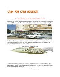 Calaméo - Best Sell & Purchase Cars In Www.cashforcarsinhouston.com Truck Crashes Into Used Car Lot In West Houston Chronicle Used Cars For Sale In Tx By Owner Nemetasaufgegabeltinfo Cars Texas Bemer Motor Trucks Amarillo At Carmax Used Trucks For Sale In Houston Tx Craigslist And Vw Golf Best Wanted Please The Gmc Car Imgenes De Cheap Oklahoma Crapshoot
