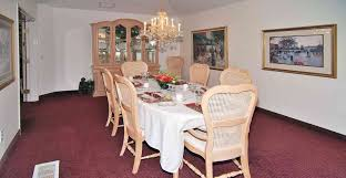 The Dining Room Inwood Wv Hours by Senior Living U0026 Retirement Community In Dallas Tx The Bentley