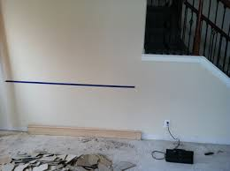 Two Tone Walls No Chair Rail by The Misused U0026 Confused Chair Rail Thisiscarpentry