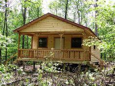 tuff shed cabin with porch 20 x 20 guest house pinterest