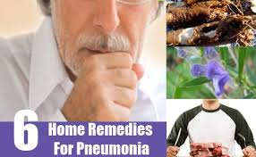 6 Pneumonia Home Reme s Treatments And Cures