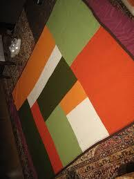 Mason Dixon KAL Modern Log Cabin Blanket
