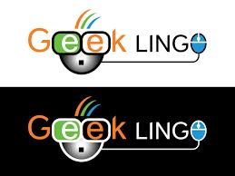 100 Em2 Design Playful Colorful News Logo For G33kLingo Or GeekLingo By