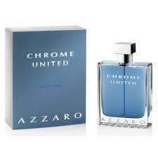 azzaro chrome united for 100 ml eau de toilette by azzaro