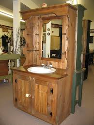 Distressed Cherry French Country Bathroom Vanity by Bathroom Country Bathroom Vanity Ideas Modern Double Sink