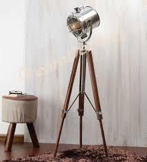 best 25 wooden tripod floor l ideas on pinterest industrial