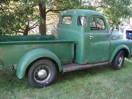 100 1953 Dodge Truck Parts 1948 BSeries Pilothouse Pickup The Mopar