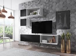 roco 5 wohnzimmer white mat obr white mat black mat