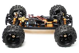 100 Cen Rc Truck Maximus 18 Monster RTR No Battery Or Charger Hobby