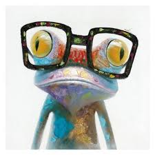 smart frog canvas wall decor rc willey furniture store