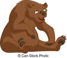 Bear Illustrations And Clipart 100352 Royalty Free