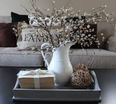 Kitchen Table Decorating Ideas by Best 25 Coffee Table Decorations Ideas On Pinterest Coffee
