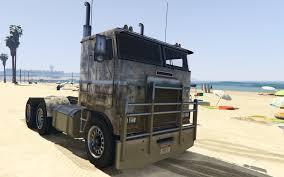 100 Optimus Prime Truck Model Evasion Mode Transformers 4 GTA5Modscom