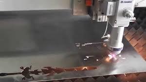 Decorative Sheet Metal Banding by Sheet Metal Laser Cutting Machine Price Fiber Laser Cutting