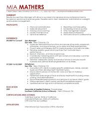 Gym Manager Resume Cute Sample In Fitness Professional Club