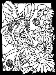 Superb Flower Garden Coloring Pages Along Inspiration Article